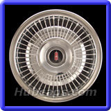 Oldmobile Classic 1967 - 1979 Hubcaps #4006