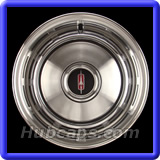 Oldmobile Classic 1967 - 1979 Hubcaps #4009