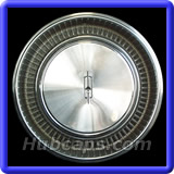 Oldmobile Classic 1967 - 1979 Hubcaps #4023