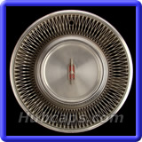 Oldmobile Classic 1967 - 1979 Hubcaps #4024