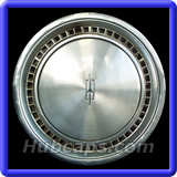 Oldmobile Classic 1967 - 1979 Hubcaps #4033