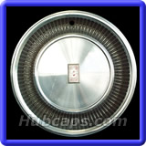 Oldmobile Classic 1967 - 1979 Hubcaps #4051
