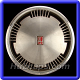 Oldmobile Classic 1980 - 2002 Hubcaps #4114