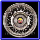 Oldmobile Classic 1950 - 1966 Hubcaps #OLS53-55W