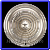 Oldmobile Classic 1950 - 1966 Hubcaps #OLS56