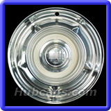 Oldmobile Classic 1950 - 1966 Hubcaps #OLS58