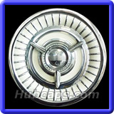 Oldmobile Classic 1950 - 1966 Hubcaps #OLS58S