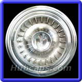 Oldmobile Classic 1950 - 1966 Hubcaps #OLS60