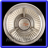 Oldmobile Classic 1950 - 1966 Hubcaps #OLS62S