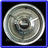 Oldmobile Classic 1950 - 1966 Hubcaps #OLS63-64