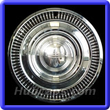 Oldmobile Classic 1950 - 1966 Hubcaps #OLS63