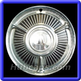 Oldmobile Classic 1950 - 1966 Hubcaps #OLS6313