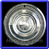 Oldmobile Classic 1950 - 1966 Hubcaps #OLS6314