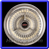 Oldmobile Classic 1950 - 1966 Hubcaps #OLS63S