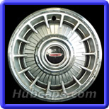 Oldmobile Classic 1950 - 1966 Hubcaps #OLS64D