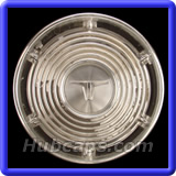 Oldmobile Classic 1950 - 1966 Hubcaps #W5