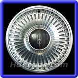 Oldsmobile Cutlass Hubcaps #4043
