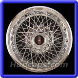 Oldsmobile Cutlass Hubcaps #4057