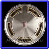Oldsmobile Cutlass Hubcaps #4080