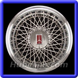 Oldsmobile Cutlass Hubcaps #4094