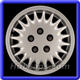 Oldsmobile Cutlass Hubcaps #4122