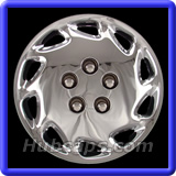 Oldsmobile Cutlass Hubcaps #4126