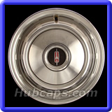 Oldsmobile F85 Cutlass Hubcaps #4008