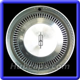 Oldsmobile F85 Cutlass Hubcaps #4025