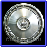 Plymouth Barracuda Hubcaps #317