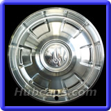 Plymouth Barracuda Hubcaps #320