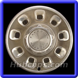 Plymouth Barracuda Hubcaps #343