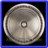 Plymouth Caravelle Hubcaps #411
