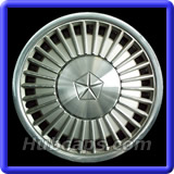 Plymouth Caravelle Hubcaps #443