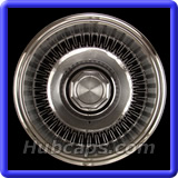 Plymouth Classic Hubcaps #382