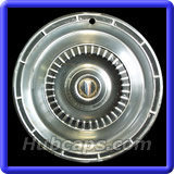 Plymouth Classic Hubcaps #572