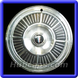 Plymouth Classic Hubcaps #574