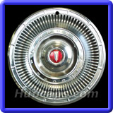 Plymouth Classic Hubcaps #589