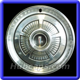 Plymouth Classic Hubcaps #590