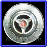Plymouth Classic Hubcaps #X10