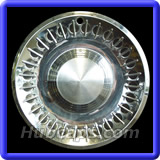 Plymouth Classic Hubcaps #X4