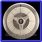 Plymouth Classic Hubcaps #573