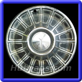 Plymouth Valiant Hubcaps #357