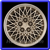 Plymouth Voyager Hubcaps #460