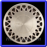 Plymouth Voyager Hubcaps #472