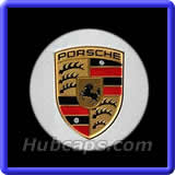 Porsche Cayenne Center Caps #POR7