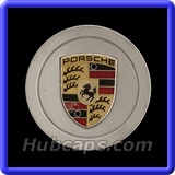 Porsche Cayenne Center Caps #PORC9