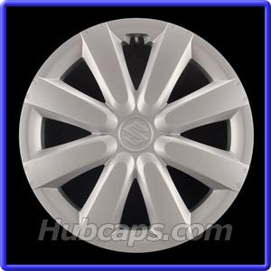 Suzuki Sx Hubcaps