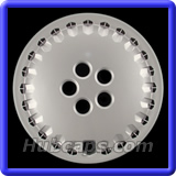 Toyota Camry Hubcaps #61000