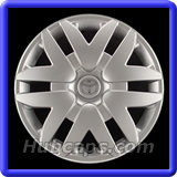 Toyota Sienna Hubcaps #61124
