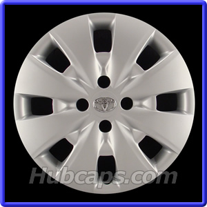 Toyota Yaris Hubcaps, Center Caps & Wheel Covers - Hubcaps.com